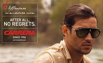 Carrera Sunglasses Campaign