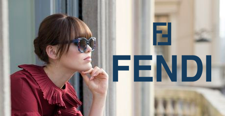 Fendi sunglasses model