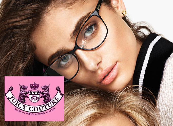 Juicy Couture Glasses Ad