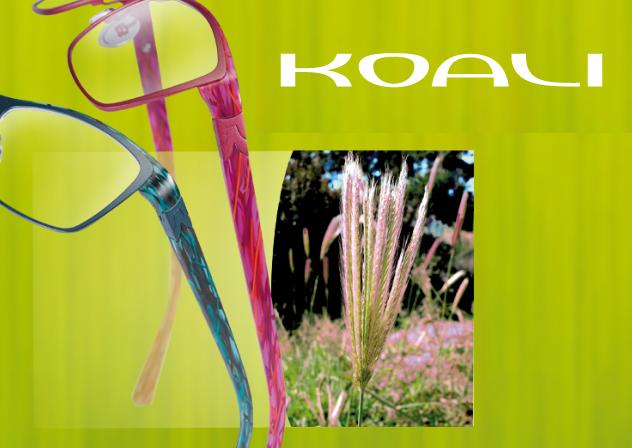 Koali glasses ad