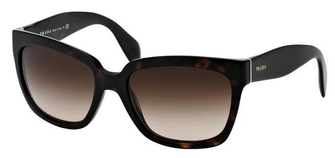 ac21c4cf1b Prada SPR 07P. Prada glasses logo