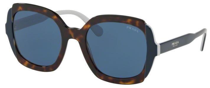 f3e4c242fe2a2 Prada SPR 16U. Prada glasses logo