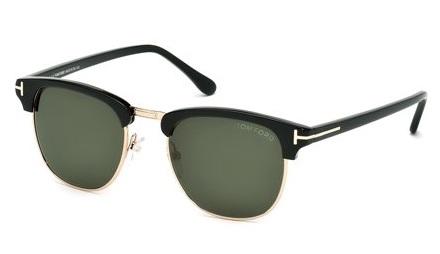 7a9e882ad37 Tom Ford TF0248 Henry. Tom Ford glasses logo