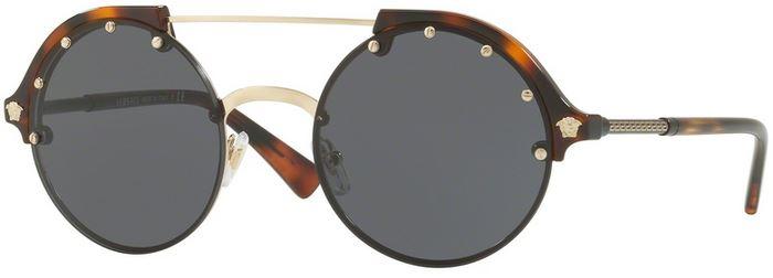 1905cb22b4 Versace VE4337. Versace glasses logo